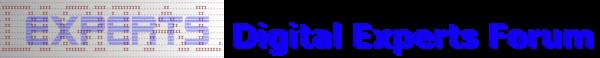 Digital Experts Forum
